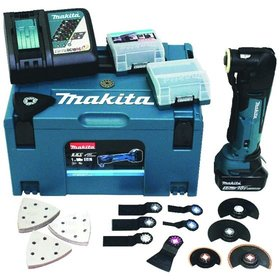 Makita® - Akku-Multifunktionswerkz. DTM51RT1J3, 1x5,0Ah