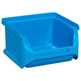 allit ® - Sichtbox blau Gr.1 100x102x60 mm