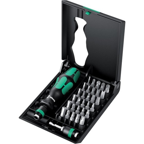 Wera Bit-Safe Security 32-teilig