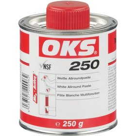 OKS® - Weisse Allround Paste    250g OKS250 metallfrei