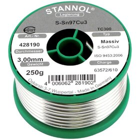 STANNOL - Fittingslot-97 Nr.428190 250g