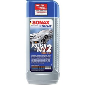 SONAX® - Xtreme Polish + Wax 2 Hybrid NPT 250ml