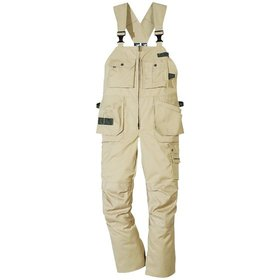 KANSAS® - Funktionslatzhose 41, khaki, C150