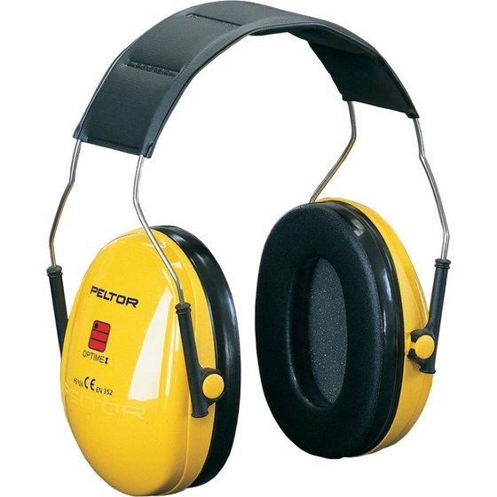 gelber Kapselgehörschutz PELTOR SNR 27dB von 3M™
