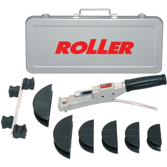 ROLLER Rohrbieger Set Polo 12-15-18-22
