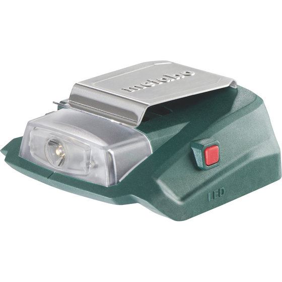 metabo® - Akku-Lampe PA 14.4-18 LED-USB, Metabo