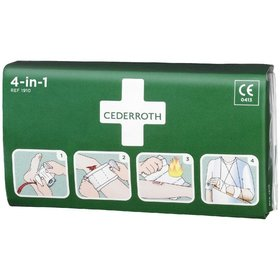 CEDERROTH - Blutstiller 4 in 1