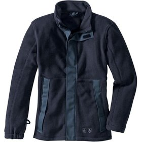 4Protect® - Fleecejacke Kingston 3545, Gr .S, navy