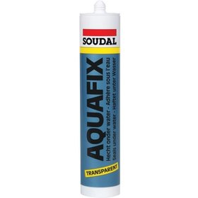 Soudal Aquafix 310ml transparent