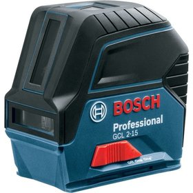 Bosch Linienlaser GCL 2-15 Professional + RM 1