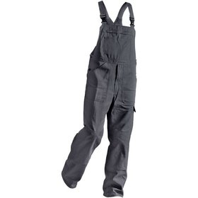 KÜBLER WORKWEAR - Berufslatzhose QUALITY DRESS 3651, anthrazitgrau, 50