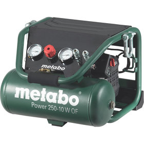 metabo® - Kolbenkompressor (mobil) Power 250-10 W OF, Metabo