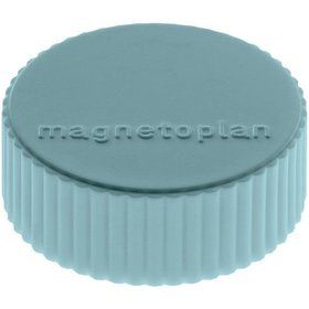 magnetoplan - Magnet D34mm VE10 Haftkraft 2000 g blau