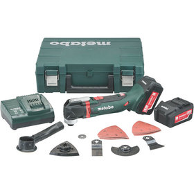 metabo® - Akku-Multifunktionswerkz. MT 18 LTX, 2x5,2Ah, Koffer, Metabo