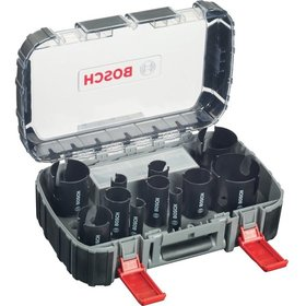 Bosch - 15tlg. Speed for MultiConstruction Universal-Set,ink.Ø68