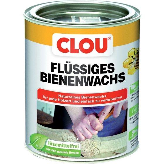 750 ml Dose flüssiges Bienenwachs von CLOU®