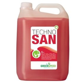 GREENSPEED™ - Sanitärreiniger Techno San 4002857 5l