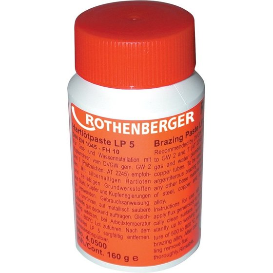 ROTHENBERGER Hartlötpaste LP5 160G