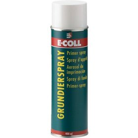 E-COLL  EU Grundierspray 400ml grau