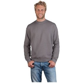 promodoro® - promodoro -   -  Sweatshirt 2199FNW, new light grey, M