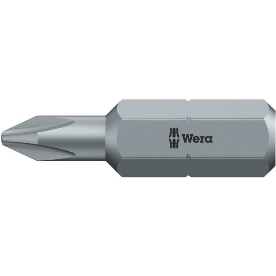 Wera® - Bit 5/16″ D3126 C8 PH 1x32mm zähh.