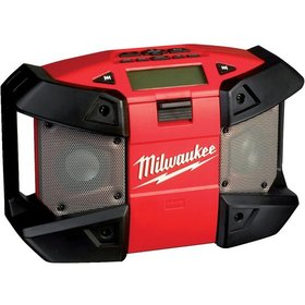 Milwaukee® - Netz-Akku Radio C12 JSR