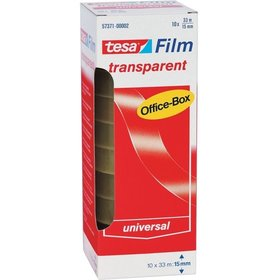 tesa® - Tesa-Film 33m:15mm transpin Multibox 57371