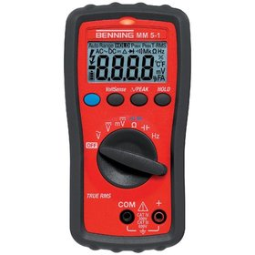 BENNING - Digital-Multimeter MM 5-1