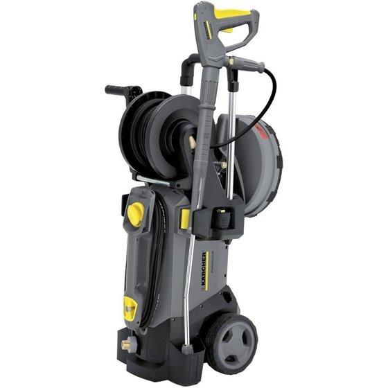 grauer Hochdruckreiniger HD 5/15 CX Plus von Kärcher