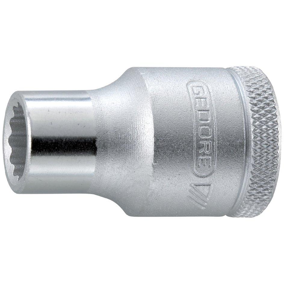 """Gedore Steckschlüssel-Einsatz 1//2/"""" 24mm 12kt."""