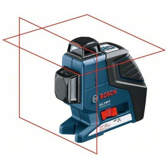 Linienlaser GLL 2-80 Professional von Bosch