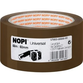 tesa® - Nopi Pack universal 66m x50mm transparent