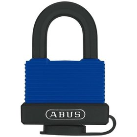 ABUS - AV-Vorhangschloss, Aqua Safe 70IB/45 Lock-Tag, Messing massiv