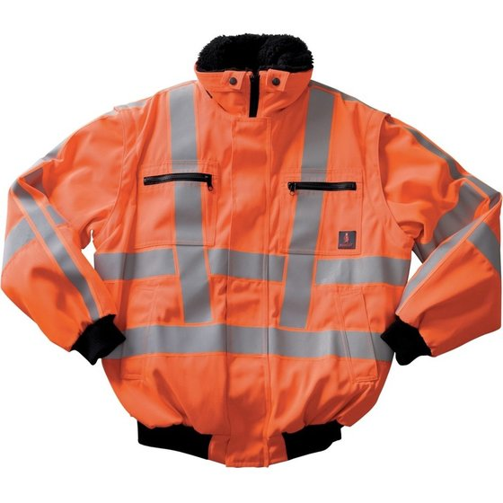 MASCOT® - Pilotjacke  Innsbruck, 80 % PES, 20 % CO, orange, Größe 4XL