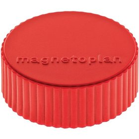 magnetoplan - Magnet D34mm VE10 Haftkraft 2000 g rot
