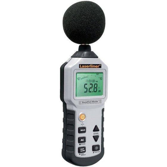 Geräuschpegelmessgerät Sound-Test-Master von Laserline®