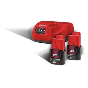 Milwaukee® - M12NRG-202 NRG KIT IN2