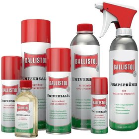 BALLISTOL - Spezialöl 50ml Spray, 5-sprachig