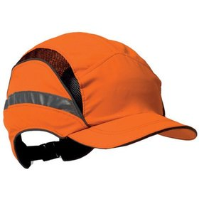 Scott Safety - Anstoßkappe FIRST BASE 3 HC23 CLA/SP, Standardschirm, leuchtorange