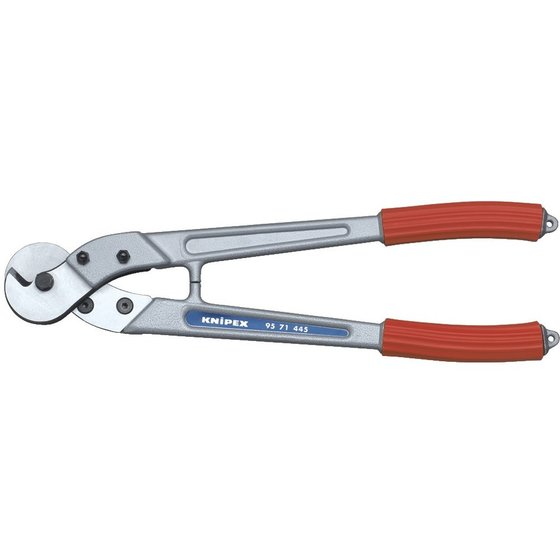 KNIPEX® Drahtseil-/Kabelschere 445mm