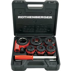 ROTHENBERGER Schneidkluppen-Set Super Cut 1/2 - 1″