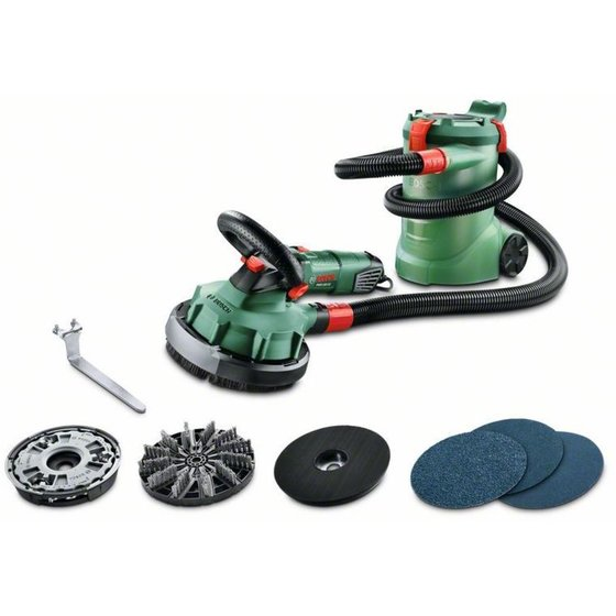 Bosch - Wandbearbeitungssystem PWR 180 CE Full Set Version
