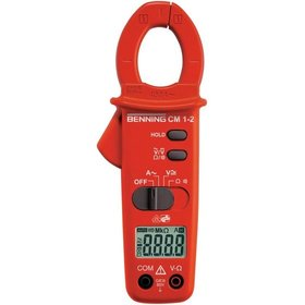 BENNING Digital-Stromzangen-Multimeter CM 1-2