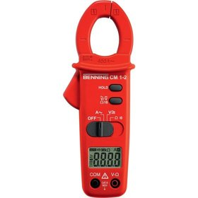 BENNING - Digital-Stromzangen-Multimeter CM 1-2