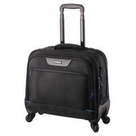 LIGHTPAK® - LIGHTPAK Notebooktrolley STAR 46116 1680D Nylon schwarz