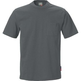 KANSAS® - T-Shirt 7391, dunkelgrau, 4XL