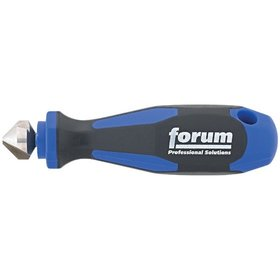forum® - Handentgrater HSS 90G 12,5mm
