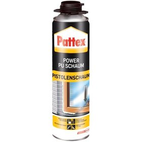 Pattex® Power PU-Montageschaum, 500ml für Pistole