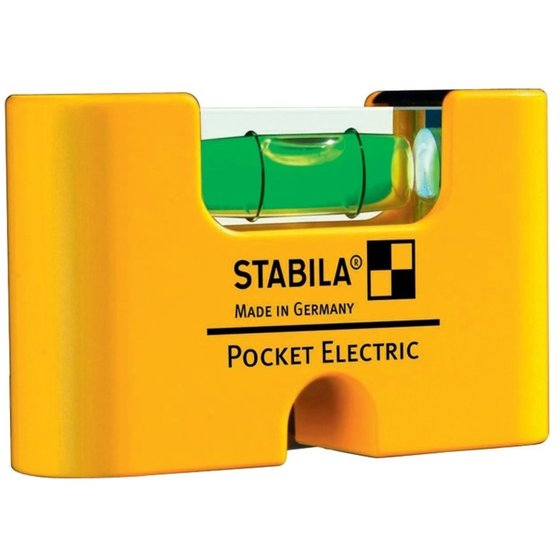STABILA® - Mini-Wasserwaage 7cm Electric