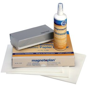 magnetoplan - Reinigungs-Set für Planer / Whiteboards